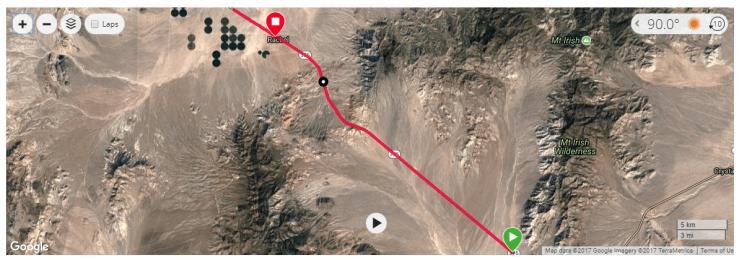 ET map