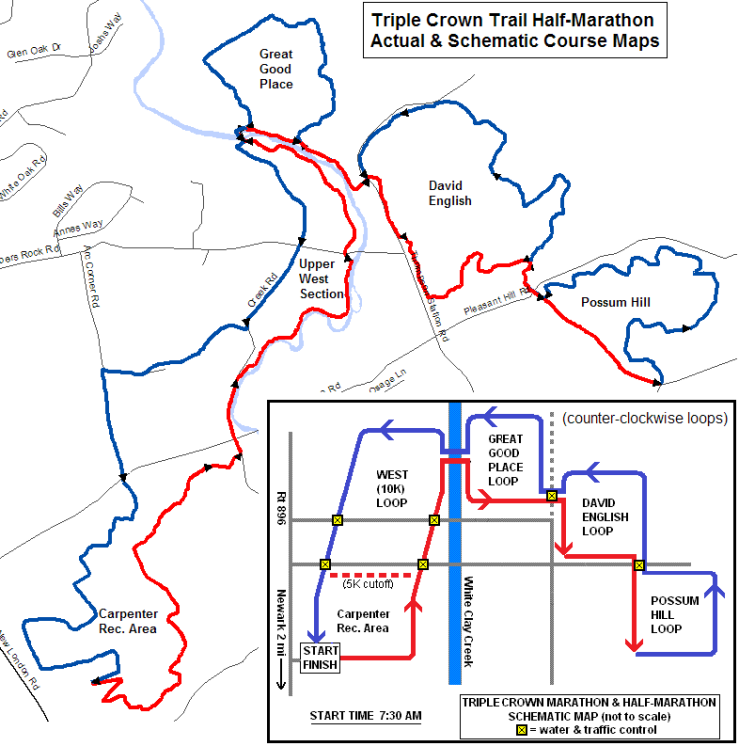 TCM map
